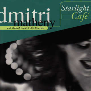 Photo of DMITRI MATHENY – STARLIGHT CAFÉ