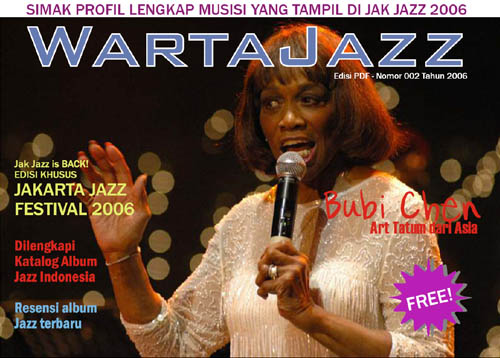 Photo of WartaJazz PDF Edisi 02