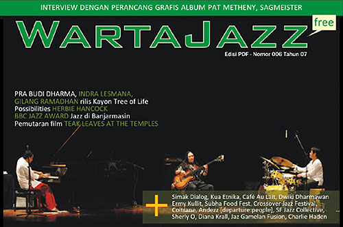 Photo of WartaJazz PDF Edisi 06