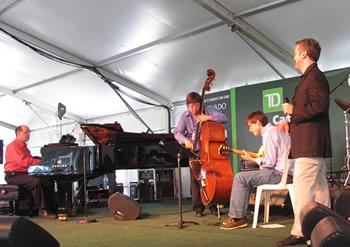 Photo of Laporan dari Toronto Downtown Jazz Festival, 2008
