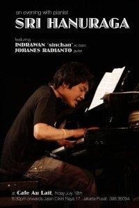 Photo of Sajian Jazz Asyik Di Cafe Au Lait Bersama Sri Hanuraga