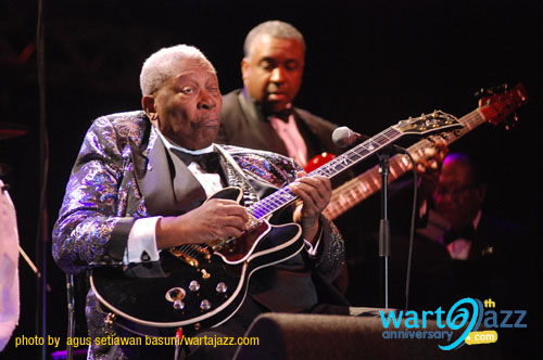 Photo of Gitaris blues legendaris BB King tutup usia