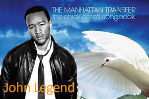 Photo of Tiket John Legend, Manhattan Transfer sold out