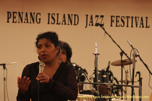 Photo of Workshop dan Fringe Stages di 7th Penang Island Jazz Festival 2010