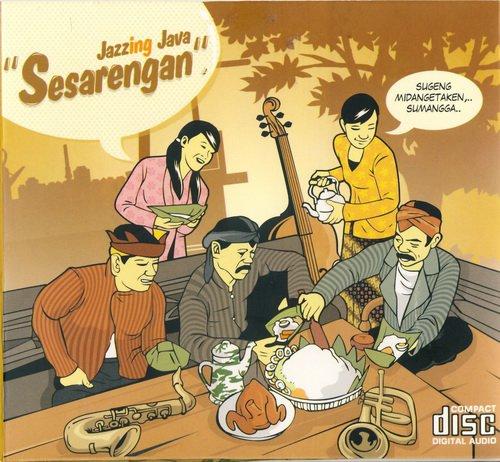 """Photo of """"Sesarengan"""" – Nge-jazz-in Tembang Jawa"""
