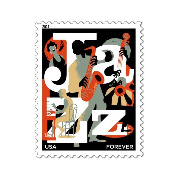 Photo of Perangko Jazz diluncurkan US Postal Service