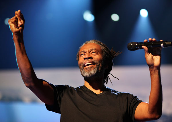 Photo of BOBBY MCFERRIN Don't Worry Be Happy…