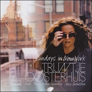 Photo of Trijntje Oosterhuis – Sundays in New York