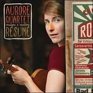 Photo of Aurore Quartet – Résumé