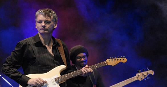 Photo of Chris Standring: Adem dan Enteng di Djarum Super Mild Java Jazz Festival 2012