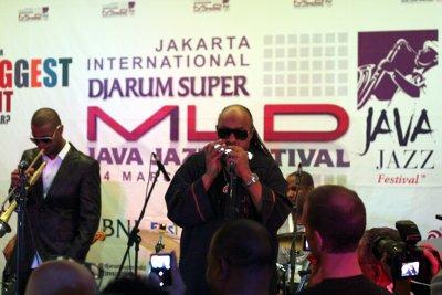 Photo of Djarum Super Mild Java Jazz Festival 2012: Kharisma Stevie Wonder