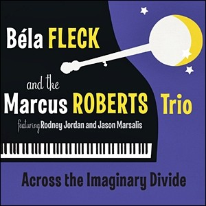 "Photo of Kolaborasi Béla Fleck dan Marcus Roberts Trio, ""Across the Imaginary Divide,"" rilis 5 Juni"