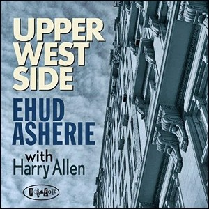 Photo of Ehud Asherie with Harry Allen – Upper West Side