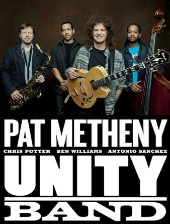 "Photo of Nonesuch Records segera rilis ""Pat Metheny Unity Band,"" 12 Juni"