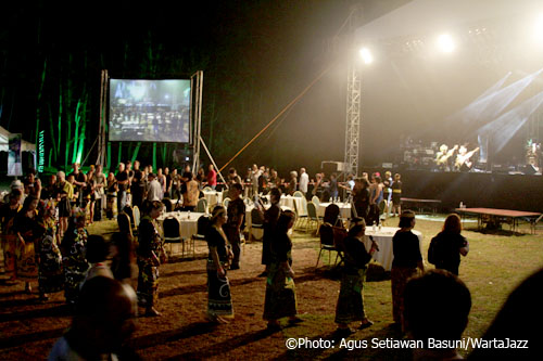 Photo of Borneo Jazz 2012 resmi dibuka