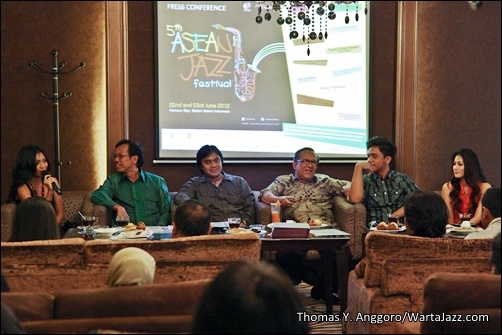 Photo of 5th Asean Jazz Festival Sambangi Akhir Pekan di Batam