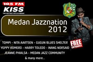 Photo of Medan Jazznation 2012; Menggeliatkan Musik Jazz Sekaligus Agenda Pariwisata