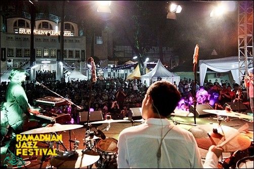 Photo of Jazz Spiritual di 2nd Ramadhan Jazz Festival 2012