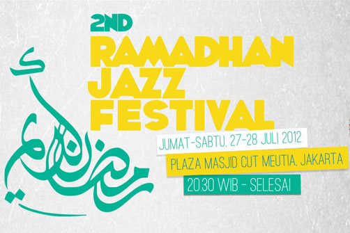 Photo of 2nd Ramadhan Jazz Festival kembali digelar