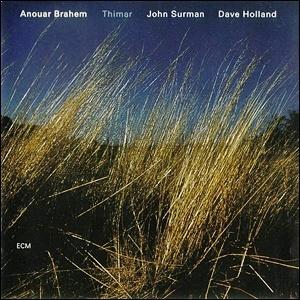 Photo of Anouar Brahem, John Surman & Dave Holland – Thimar