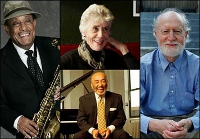 Photo of Telah diumumkan, empat NEA Jazz Masters 2013