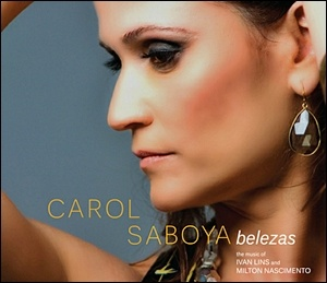 Photo of Carol Saboya – Belezas: The Music of Ivan Lins and Milton Nascimento