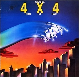Photo of Casiopea – 4×4 (Four by Four)