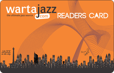 Photo of WartaJazz luncurkan kartu anggota WartaJazz Readers Card