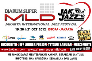 Photo of Kiat Improvisasi dari Indro (Klinik Musik Djarum Super Mild JakJazz 2012)