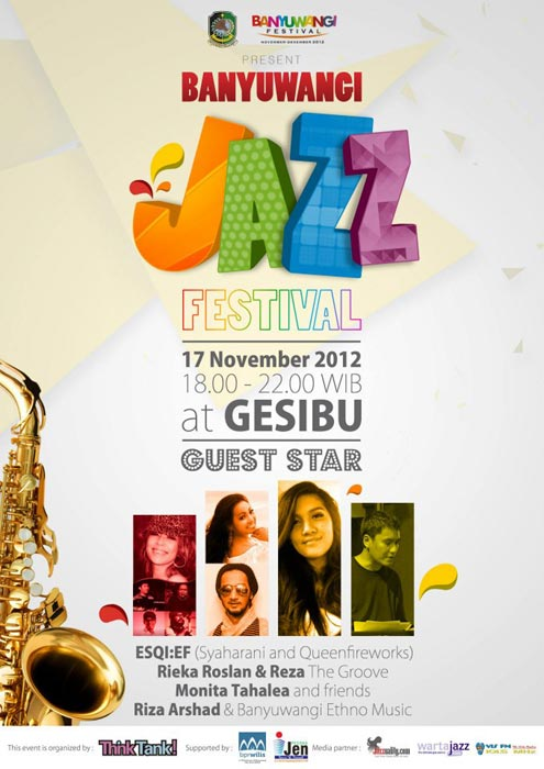Photo of Banyuwangi Jazz Festival