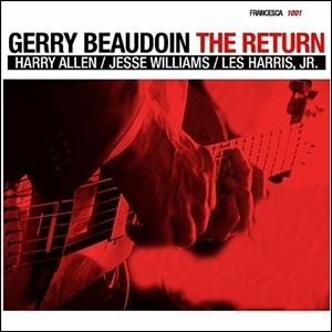 Photo of Gerry Beaudoin Trio – The Return