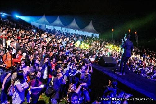 Matthew Sayersz - Borobudur Jazz 2012