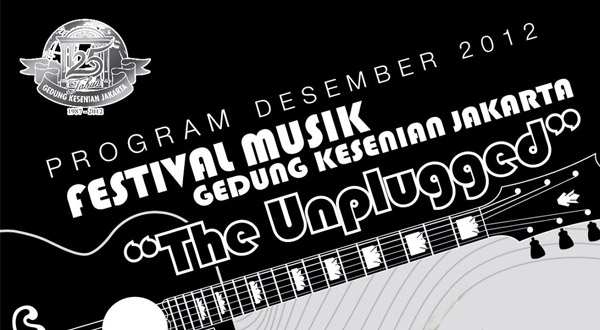 Photo of Shadow Puppets dan Trio Sophie Alour di Festival Musik The Unplugged GKJ
