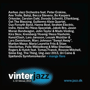 Photo of Vinterjazz: Maraton festival jazz 17 hari meruap Denmark!