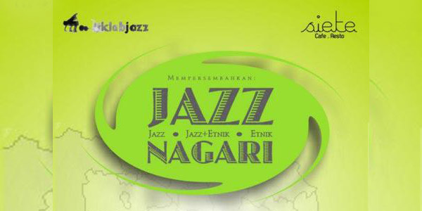 Photo of Klab Jazz persembahkan Jazz Nagari di Bandung