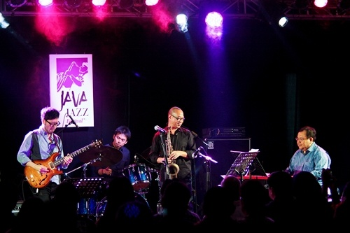"Photo of Asian Jazz All-Stars Power Quartet kenang Embong Rahardjo lewat ""Tiramisu"""