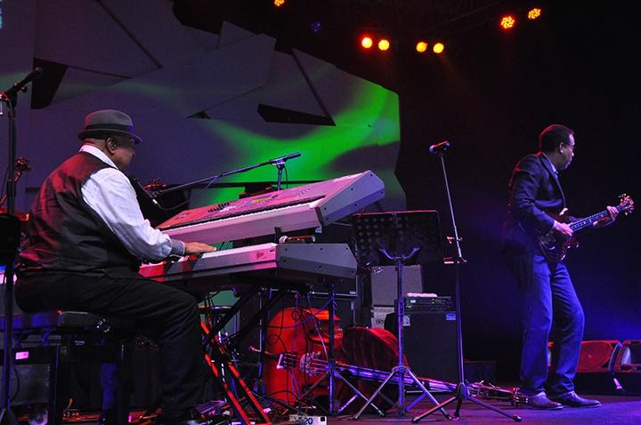 "Photo of ""Pop Meets Jazz"" oleh Telkomsel Simpati di Java Jazz Festival 2013"