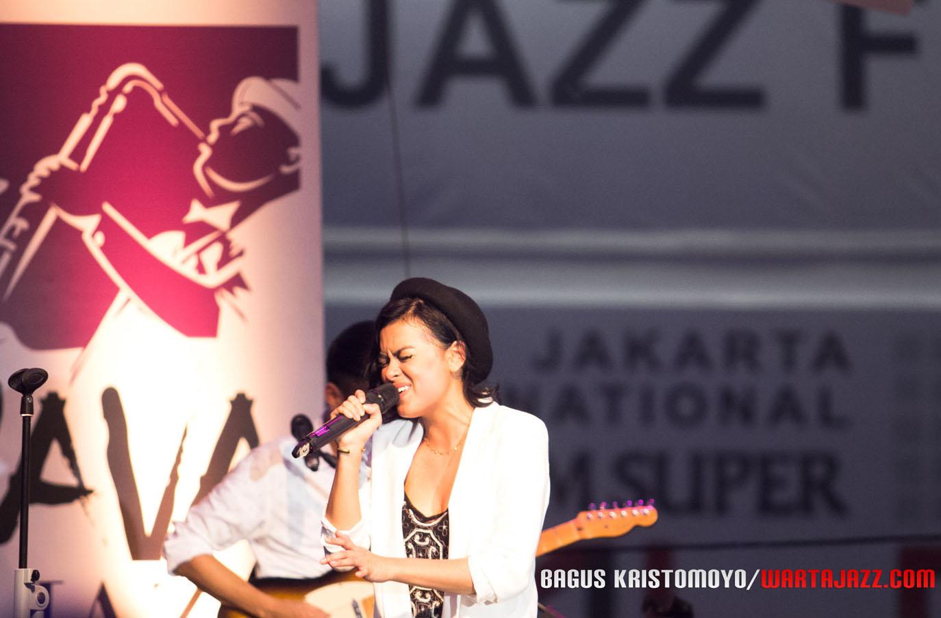 Photo of Tampil Perdana, Tulus dan Eva Celia Tampil Memukau di Java Jazz Festival 2013