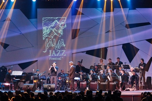 Photo of Aksi Spektakuler Jazz Orchestra of the Concertgebouw di Telkomsel/Simpati Hall