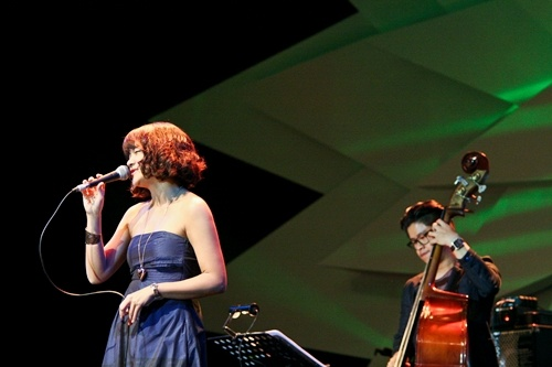Photo of Mellow Motif, Duta Jazz Negeri Siam di Java Jazz Festival 2013