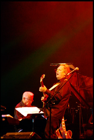 Photo of GRP Klasik di BNI Hall: Dave Grusin – Lee Ritenour
