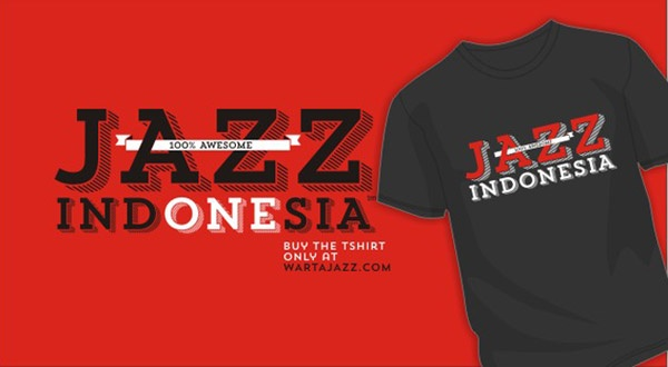 Photo of Merchandise 175 Jazz Indonesia kini tersedia plus wallpaper gratis