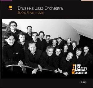 Photo of Brussels Jazz Orchestra – BJO's Finest – Live!