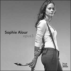 Photo of Sophie Alour – Opus 3