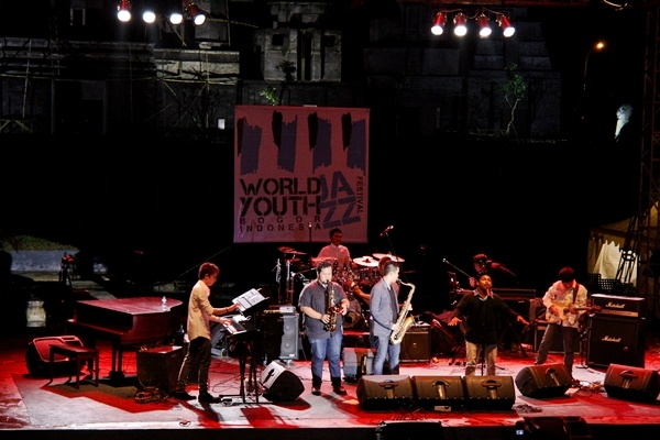 Photo of Jazzer muda unjuk kebolehan di World Youth Jazz Festival Bogor 2013