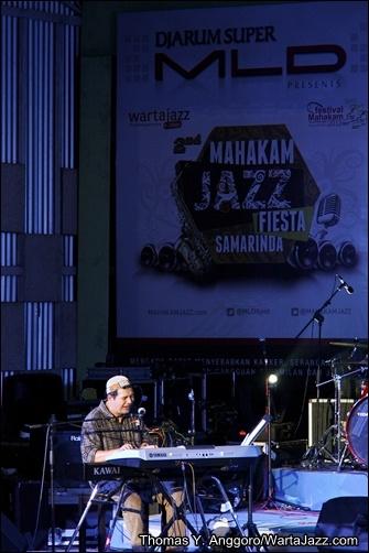 Photo of Idang Rasjidi suguhkan jazz bercengkok Melayu di MJFS 2013