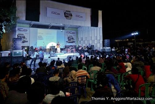 Photo of LIGRO menggila di Mahakam Jazz Fiesta Samarinda 2013
