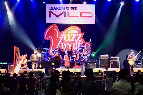 Photo of Jazz Traffic 2013 Siang Hari: Youth, Fusion, Legend