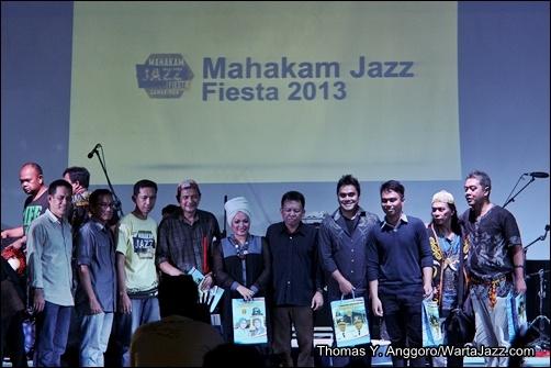 Photo of Mahakam Jazz Fiesta Samarinda 2013: Sebuah catatan