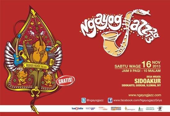 """Photo of Ngayogjazz 2013, """"Rukun Agawe Ngejazz"""", Kebersamaan Dalam Jazz"""